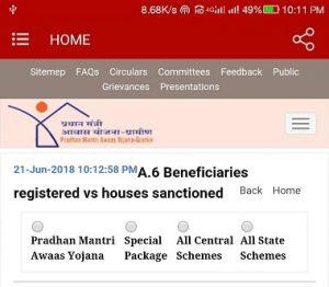 प्रधानमंत्री आवास योजना लिस्ट में अपना नाम कैसे चेक करें?