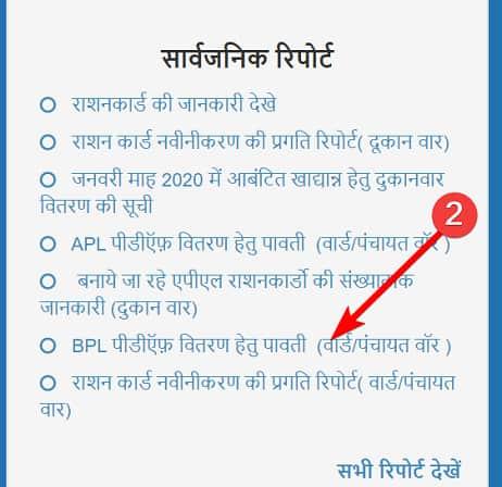 छत्तीसगढ़ राशन कार्ड लिस्ट 2021 अपना नाम अपना कैसे देखें? Rashan Card List CG 2021